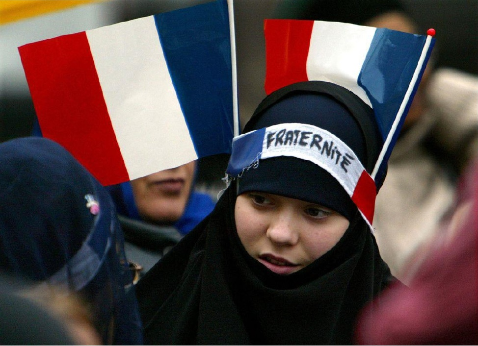 """Image result for To become """"French,"""" abandon who you are!"""